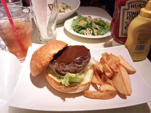 ハンバーガー屋001