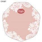 クレープ包装紙デザイン見本CR-001