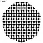 クレープ包装紙デザイン見本CR-005